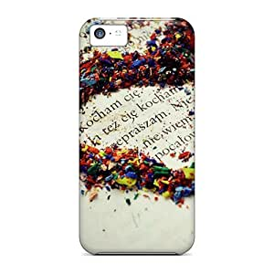 New Cute Funny Love_colors_of Cases Covers/ Iphone 5c Cases Covers