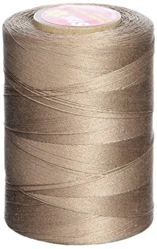 Star Mercerized Cotton Thread Solids 1200 Yards-Beaver ()