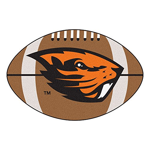 FANMATS NCAA Oregon State University Beavers Nylon Face Football ()