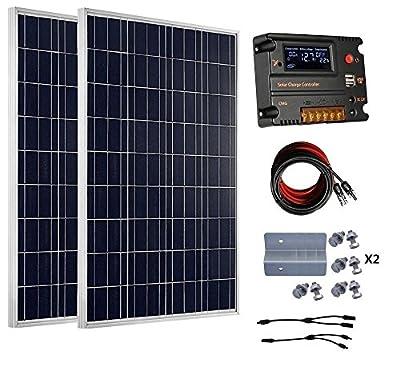 ECO-WORTHY Solar Panel System