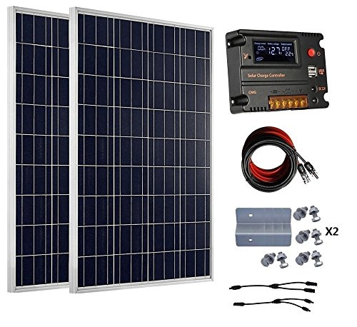 Motorhome Solar Battery Charger - 9