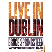 Bruce Springsteen with the Sessions Band - Live in Dublin [Reino Unido] [DVD]
