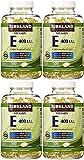 Kirkland Signature Vitamin E 400 I.U., 500 Softgels (4 Pack)