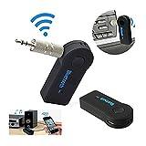 Bluetooth Music Audio Receptor Adaptador est¨¦reo para coche AUX IN Inicio Altavoz MP3
