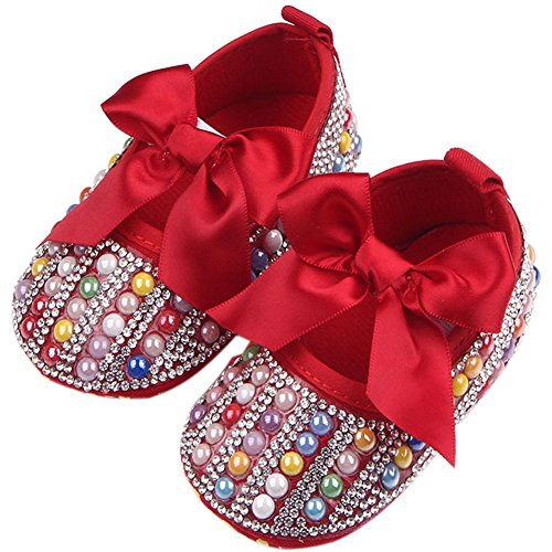leap frogDiy Diamond Toddler Shoes - Mary Jane Bebé-Niños Red