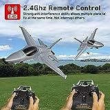 VOLANTEXRC 4 Channel Remote Control Airplane 2.4GHz