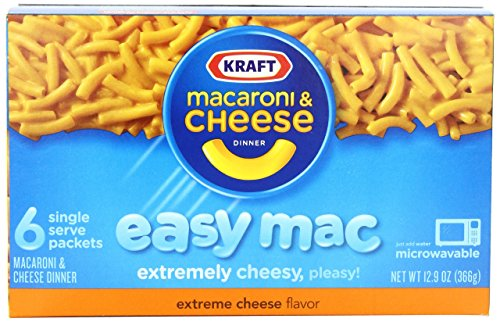 Kraft Original Extreme Cheese Macaroni & Cheese Dinner (12.9oz Box) -