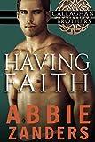 Having Faith: Callaghan Brothers, Book 7