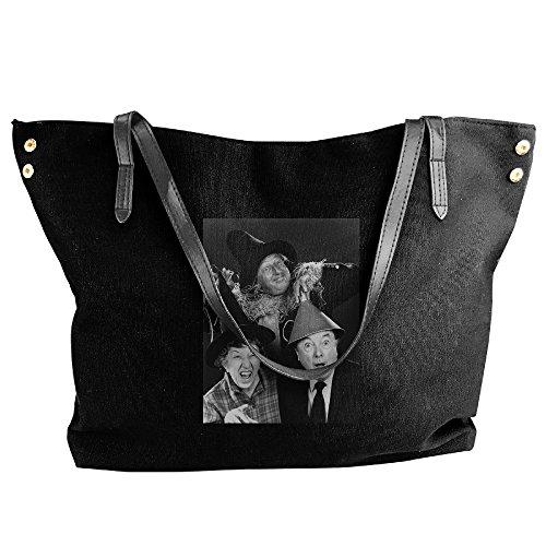 Wizard Of Oz Selfie Shoulder Bag For Women Black