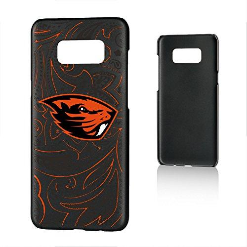 te Beavers Paisley Galaxy S8+ Slim Case NCAA (Case Oregon State Beavers)