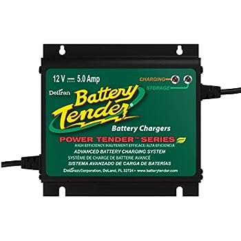 Battery Tender 12V, 5A Weatherproof Battery Charger