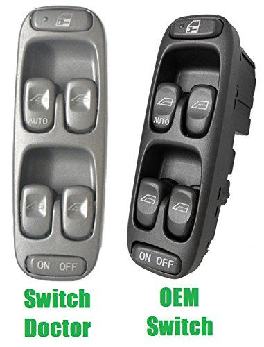 Volvo V70 - Fits 1998-2000 Volvo V70 Power Window Master Control Switch