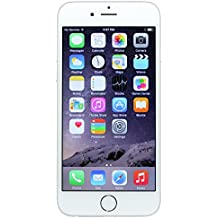 Apple iPhone 6 16 GB Unlocked, Silver (Certified Refurbished)