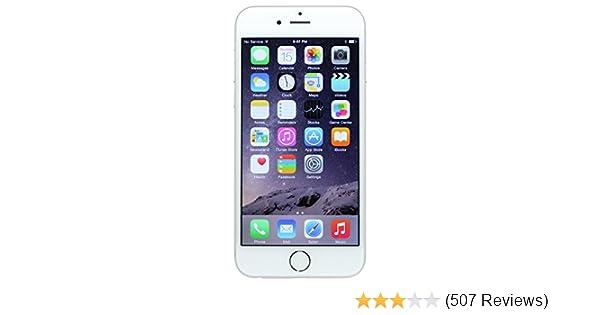 Amazon com: Apple iPhone 6 Plus, GSM Unlocked, 64GB - Space