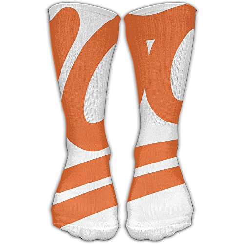 100 Full Marks Women & Men Socks Soccer Sport Tube Stockings Length 30cm