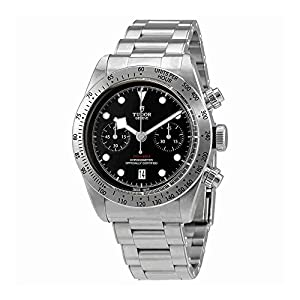 51y55JHO8kL. SS300  - Tudor Heritage Black Bay Chrono 41mm Men's Watch 79350-0001