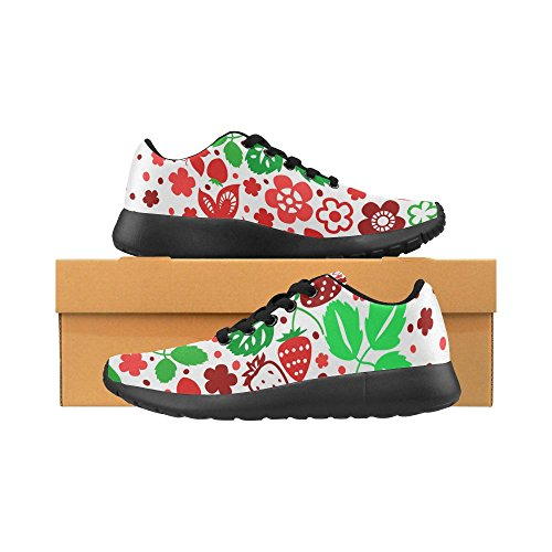 InterestPrint Womens Cross Trainer Shoes Athletic Sports Shoes Breathable Lightweight Fashion Sneaker 8EdI1Kq3OZ
