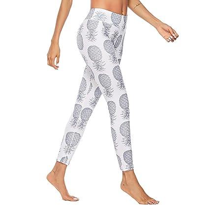 Ruikey Pantalones De Yoga Pilates Pantalones De Yoga ...