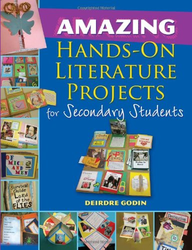 Download Amazing Hands-On Literature Projects for Secondary Students (Book & CD) pdf