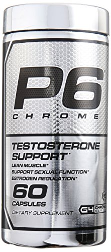 Cellucor P6 Chrome Testosteron...