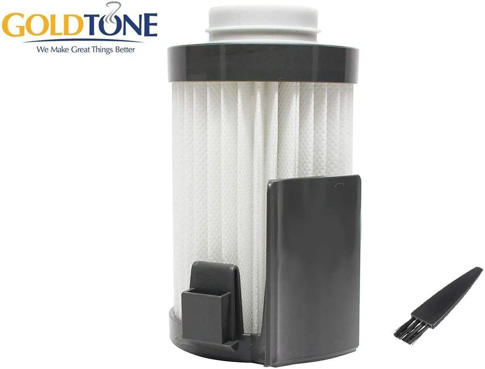 GoldTone Replacement Vacuum Filter Fits Eureka DCF-10 and DCF-14 430 Series Upright Vacuum Cleaner Replaces Your Eureka 62731, 62397