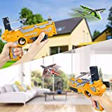 Airplane Toy, Bubble Catapult Plane Toy