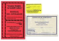 OSHA Compliant Forklift Operator Handboo...
