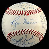 Signed Roger Maris Ball - Earliest Known Pre Rookie 1955 Minor League COA - JSA Certified - Autographed Baseballs