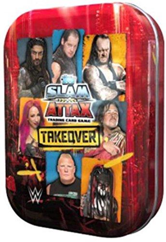 WWE SLAM ATTAX NXT TAKEOVER Verzamelingen Verzamelkaarten: sport GOLD & RED CHAMPION CARDS 001 T0 032 FREE UK P&P