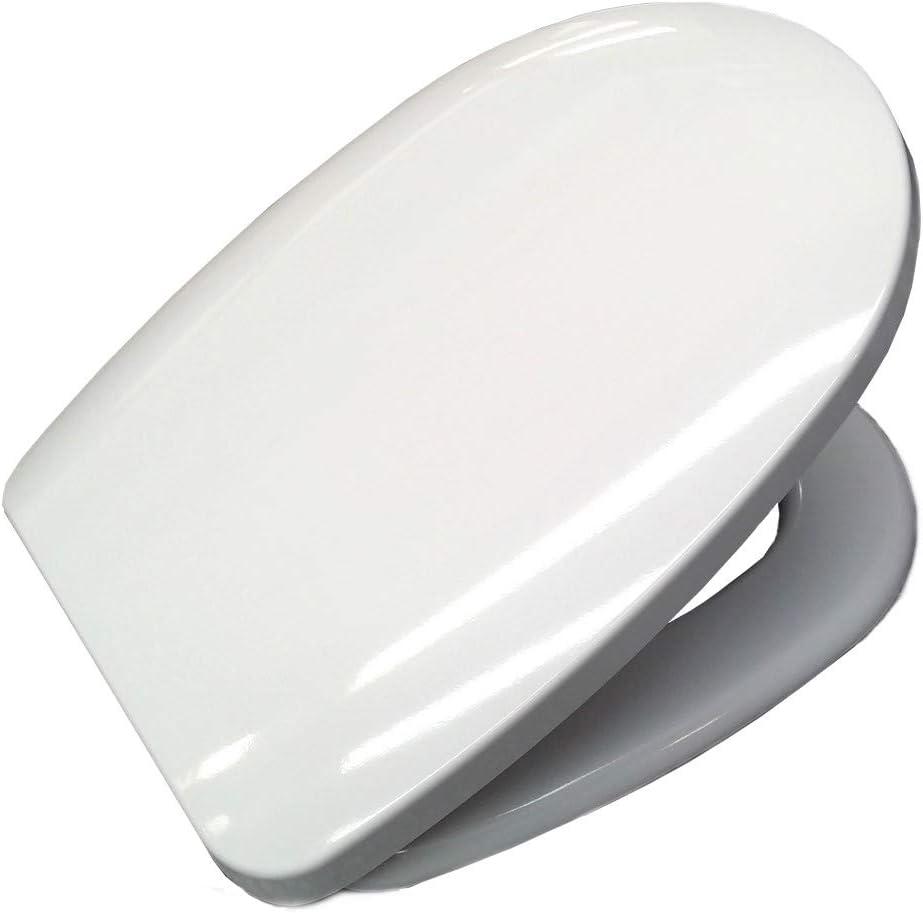 ACB Ercos Sedile per wc OKAY Cierre Sanitari in termoindurente