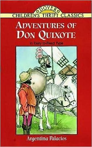 Adventures of Don Quixote (Dover Children's Thrift Classics ...