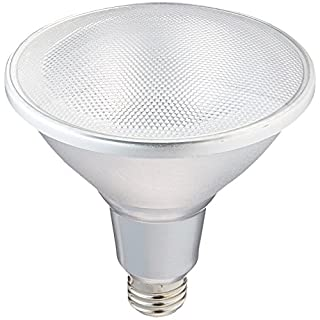 Satco S9445 Par38 LED 2700K 40' Beam Spread Medium Base Light Bulb, 15W