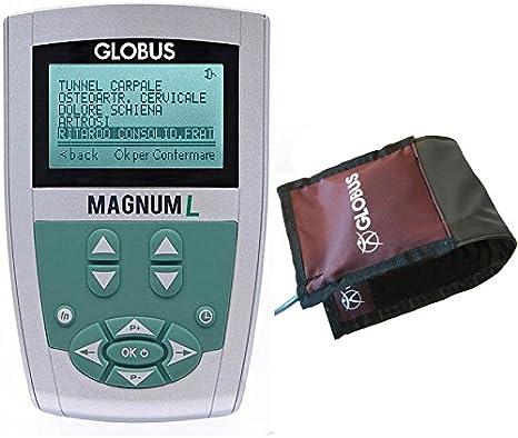Materassino terapeutico magnetoterapia Magnum 4 solenoidi Globus Mat 100 G3938