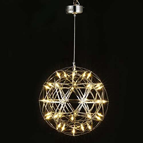 LightInTheBox Pendant Light 42 LEDs Modern Design Living Morden Simple Home Ceiling Light Fixture (Outdoor Pendant Light Modern)