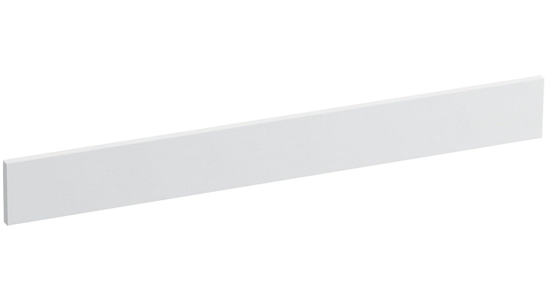 Solid/Expressions 31-Inch Backsplash Kit, White Impressions 30%OFF