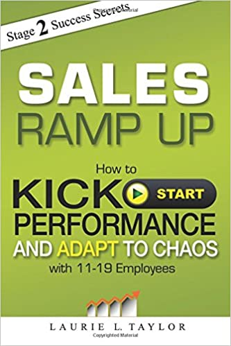Book Sales Ramp Up: How to Kick Start Performance and Adapt To Chaos