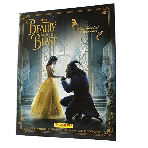 Panini - Disney's Beauty & the Beast - STICKER ALBUM