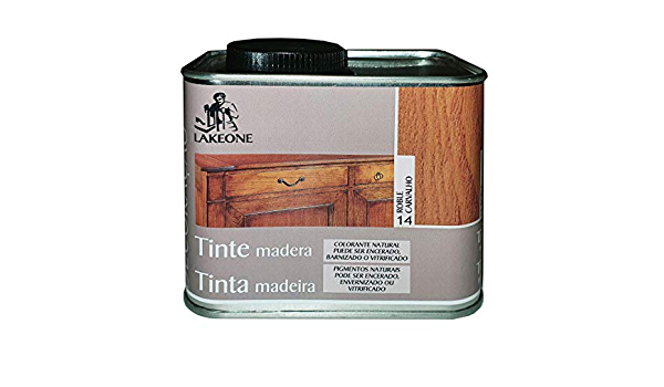 Lakeone LA50101/500M/14 Tinte para La Madera, Roble, 450 ml ...