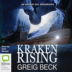 Kraken Rising Audiobook