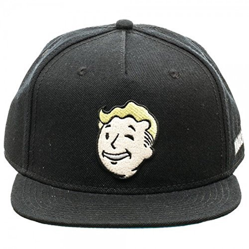 Fallout 4 Vault Boy Embroidered Baseball Cap Costume Hat