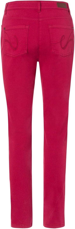 Olsen Barolo Red Mona Slim Jeans Barolo Red
