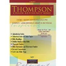 Thompson Chain-Reference Bible-KJV