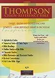 KJV - Papaerback - Regular Size - Thompson Chain Reference Bible (015210))