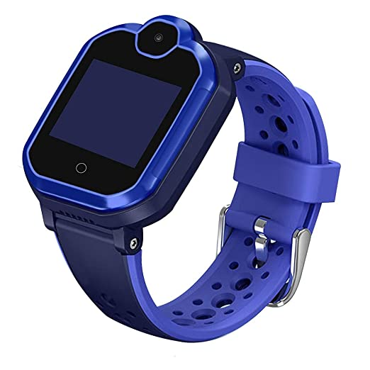 Lging Reloj Inteligente GPS For Niños 4G Compatible con ...