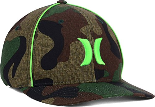Flex Fit Camouflage Cap - 9