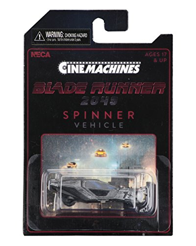 NECA Cinemachines Collectible Die Cast Replica