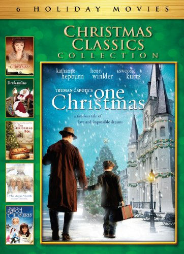 Christmas Classics Collection 6 Pack (An Old Fashioned Christmas, Mrs. Santa Claus, Truman Capote's One Christmas, A Christmas Visitor, The Christmas Box, Night They Saved Christmas) by Sonar Entertainment