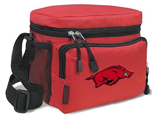 Arkansas Razorbacks Lunch Bags NCAA University of Arkansas Lunch Boxes ()