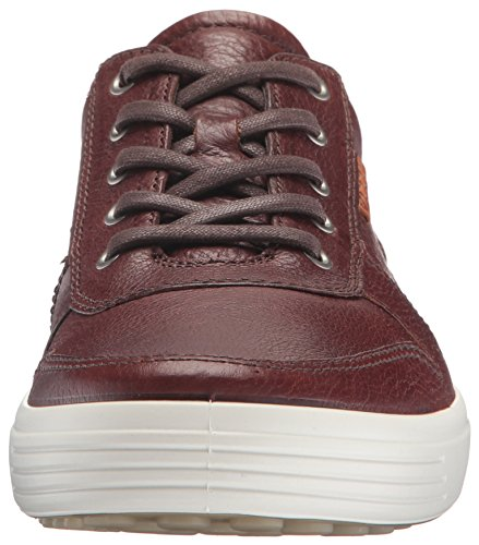 Ecco Heren Soft 7 Fashion Sneaker Whiskey / Lion