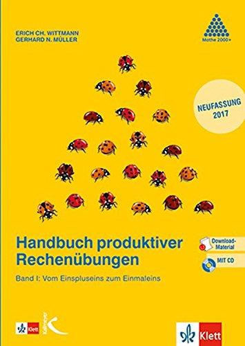 Handbuch produktiver Rechenübungen I: Vom Einspluseins zum Einmaleins Taschenbuch – 27. November 2017 Erich Ch. Wittmann Gerhard N. Müller Kallmeyer 3772711405